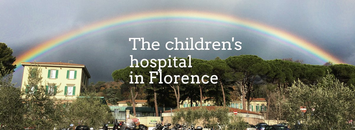 The children's hospital in Florence